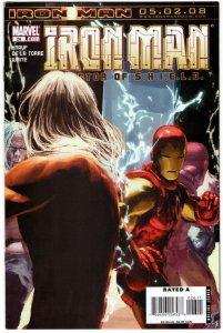 IRON MAN #26 (7.5-8.0) 2008 Marvel No Reserve! 1¢ Auction!