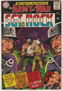 Our Army at War #159 (Oct-65) FN/VF Mid-High-Grade Easy Company, Sgt. Rock