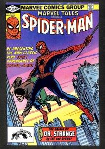 Marvel Tales #137 VF 8.0 Amazing Fantasy #15 Spider-Man Reprint! Comics