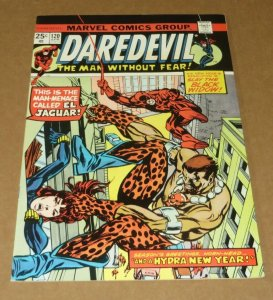 Daredevil #120 VG/FN 1975 Marvel Bronze Age Comic Book Black Widow Nick Fury App