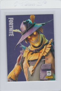 Fortnite Hay Man 218 Epic Outfit Panini 2019 trading card series 1