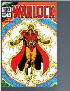 Warlock Special Edition #5 (1983)