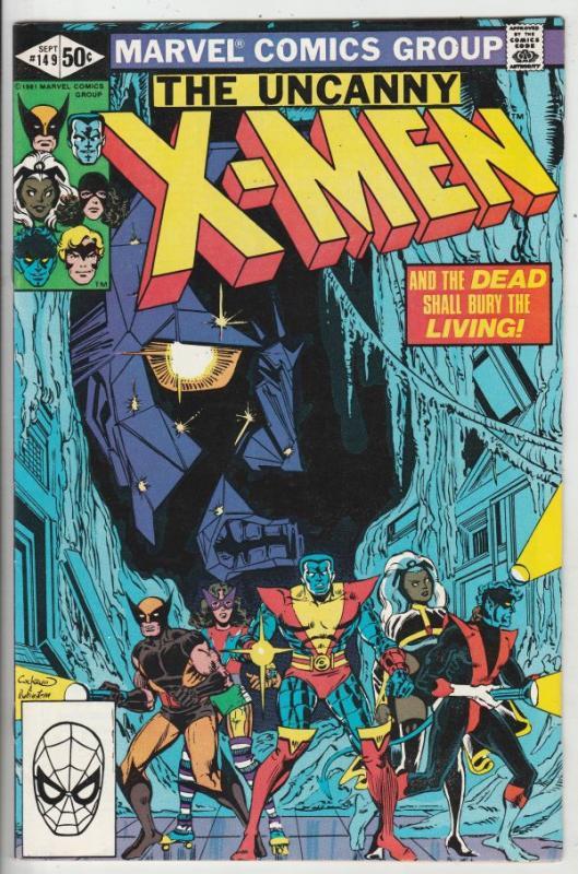 X-Men #149 (Sep-81) NM- High-Grade X-Men