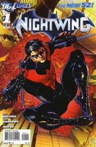 Nightwing (3rd Series) #1 VF/NM; DC | save on shipping - details inside