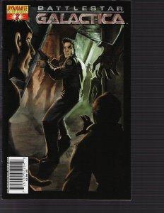 Battlestar Galactica #2 (Dynamite, 2006)