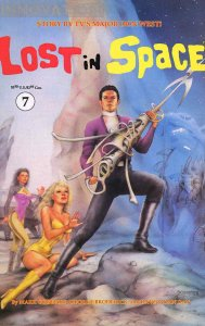 Lost in Space (Innovation) #7 FN; Innovation | save on shipping - details inside