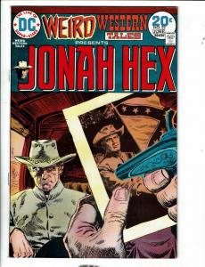 Weird Western Tales # 22 NM- DC Comic Book Feat. Jonah Hex Western Series TD1