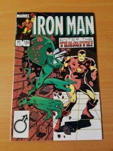 Iron Man #189 ~ NEAR MINT NM ~ 1984 MARVEL COMICS