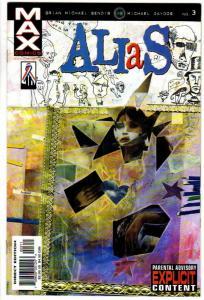 ALIAS (2001) 3 VF+ Jan. 2002