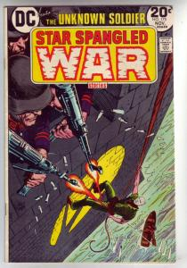 Star Spangled War Stories #175 (Nov-73) NM- High-Grade Unknown Soldier