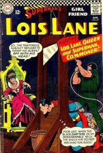 Superman's Girl Friend Lois Lane #67, VG- (Stock photo)