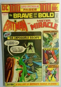 Brave and the Bold (1st Series DC) #112, 4.0 (1974)