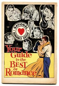 Falling in Love #40 comic book 1961- DC Romance-