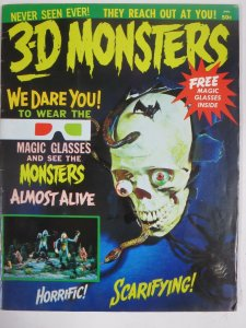 3D MONSTERS 1(1964) F- 1 NO GLASSES