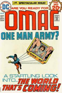 Omac #1 FN; DC | save on shipping - details inside