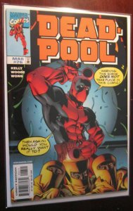 Deadpool (1999 1st Series) #26, 7.5