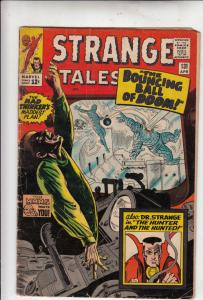 Strange Tales #131 (Apr-65) VG+ Affordable-Grade The Thing, Human Torch, Dr. ...
