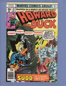 Howard The Duck #20 VF/NM Marvel 1978