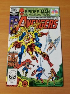 Avengers #214 ~ NEAR MINT NM ~ (1981, Marvel Comics)