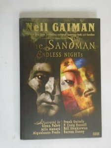 Sandman Endless Nights HC 8.0 VF (2003 Vertigo)
