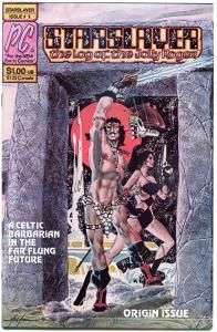 STARSLAYER #1 2 3 4 5-26, 28-34, VF/NM, Dave Stevens, Aragones, 1982, 33 issues