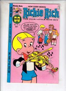 Richie Rich #161 (Dec-77) VG+ Affordable-Grade Richie Rich