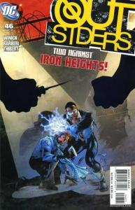 Outsiders (2003 series) #46, NM (Stock photo)
