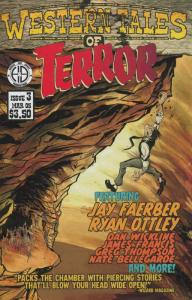 Western Tales of Terror #3 VF/NM; Hoarse and Buggy | save on shipping - details