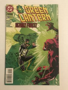 Green Lantern #50 - 54 Lot of 5 — unlimited combined shipping !