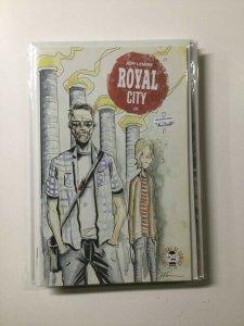 Royal City #1 (2017) HPA