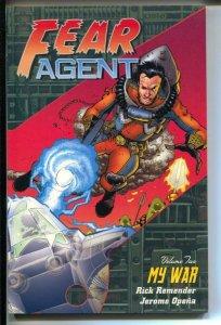 Fear Agent: My War- #2-Rick Remender-TPB-trade
