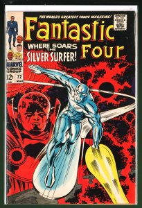 Fantastic Four #72 (1968)