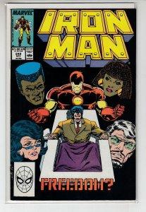 IRON MAN (1968 MARVEL) #248 VF A13637