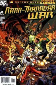 Rann-Thanagar War #2, NM (Stock photo)