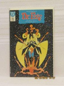 DR. FATE #4, VF/NM, Dematteis, DC, 1987