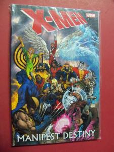 X-MEN: MANIFEST DESTINY SOFT COVER UNREAD MARVEL COMICS