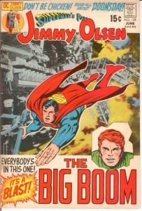 JIMMY OLSEN 138 F-VF June 1971 KIRBY COMICS BOOK