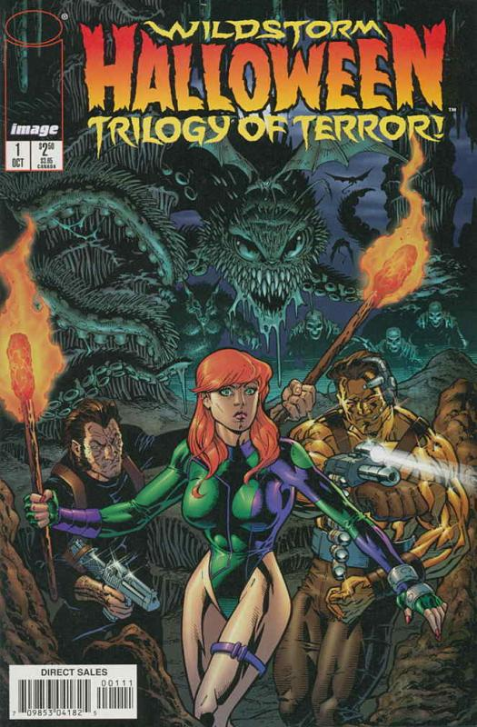 WildStorm Halloween '97 #1 VF/NM; Image | save on shipping - details inside