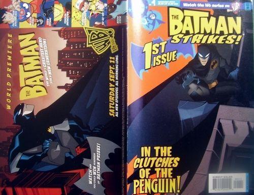 Batman Strikes Number 1 Original American DC