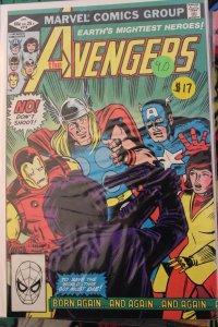 Avengers 218  VF/NM