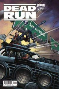 Dead Run #4, NM (Stock photo)