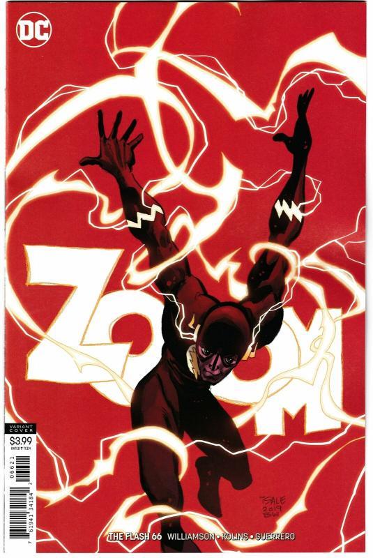 Flash #66 Tim Sale Variant Cvr (DC, 2019) NM