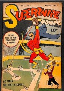 Supersnipe comics #44 VG- 3.5