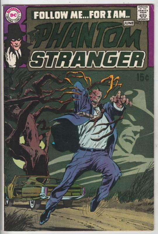 Phantom Stranger, The #7 (Jun-70) VF/NM High-Grade The Phantom Stranger