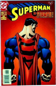Superman #176 (VF/NM)