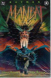 Batman: Manbat #1 (1996)