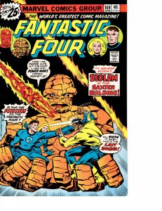 Fantastic Four (1961) #169 VF- (7.5) Luke Cage