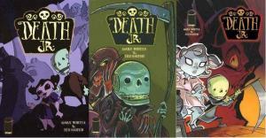 DEATH JR (2005 IM) 1-3  Whitta & Naifeh  COMPLETE!