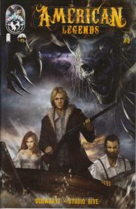American Legends #3 VF/NM; Image | save on shipping - details inside
