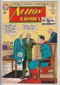 Action Comics #301 (Jun-63) FN/VF Mid-High-Grade Superman